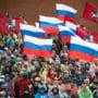 1 Mai ca pe vremea URSS: Defilare in Piata Rosie cu 100.000 de oameni
