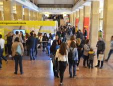 10.000 de candidati in cautarea unui loc de munca au venit la Angajatori de TOP Bucuresti, iar 85% dintre ei si-au gasit cel putin un job