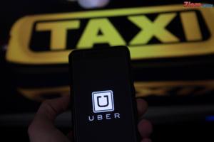16 soferi Uber au fost sanctionati in Bucuresti: Aproape toti au ramas fara masina timp de 6 luni