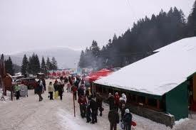 2.000 de turisti pe partia Kalinderu, la Busteni