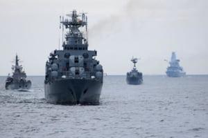 2.200 de militari vor participa la cel mai mare exercitiu NATO din Marea Neagra