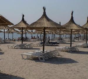 2.400 de hectare de plaja au disparut in ultimii 35 de ani
