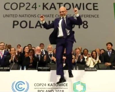200 de tari au ajuns la un pact de aplicare a Acordului global privind schimbarile climatice