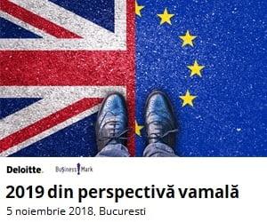 2019 din perspectiva vamala