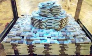 206 mil lei atrase de Ministerul Finantelor prin titluri de stat