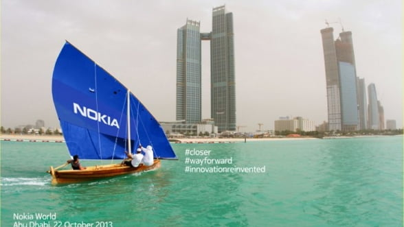 22 octombrie - ce aduce ultima lansare Nokia inainte de preluarea Microsoft?