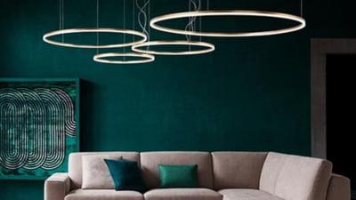 3 Corpuri de iluminat care te pot ajuta sa obtii un decor cu adevarat unic in camera de zi