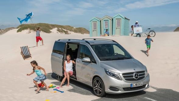 3 idei super de vacanta, la volanul unui Mercedes-Benz inchiriat