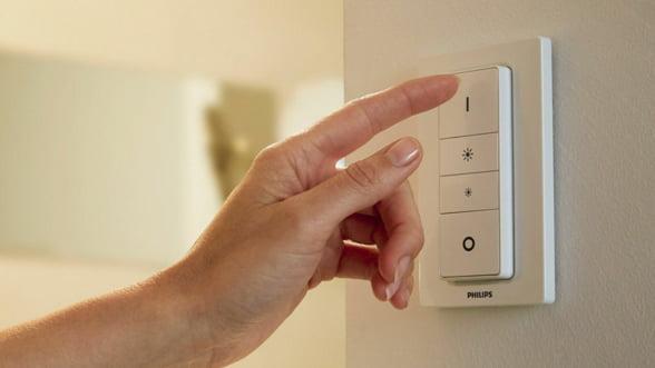 3 moduri simple pentru a introduce iluminatul inteligent in casa ta