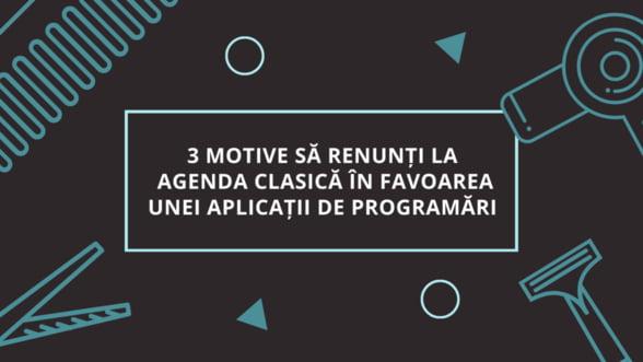 3 motive sa renunti la agenda clasica in favoarea unei aplicatii de programari