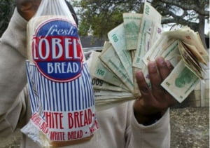 35 miliarde de dolari, un ou in Zimbabwe