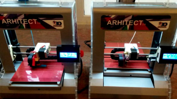 3D Printing - O tehnologie ce poate schimba modul in care traim