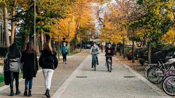 4 tinute fresh pentru plimbarile in parc