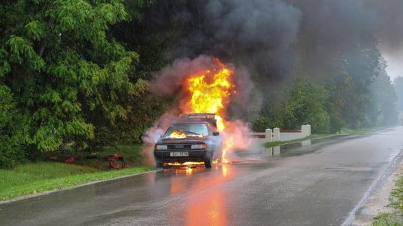 5% din vehiculele verificate de RAR anul trecut prezentau pericol iminent de accidente