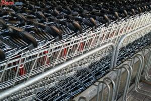 51% produse romanesti in supermarketuri: Marii comercianti sustin ca mancarea se va scumpi