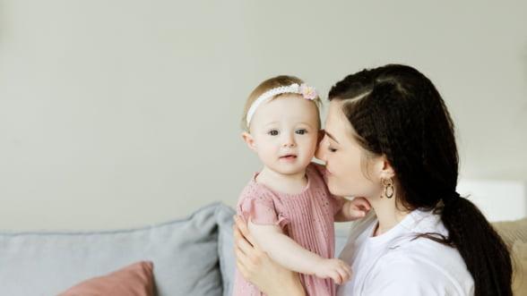 6 momente de aur in primul an al bebelusului