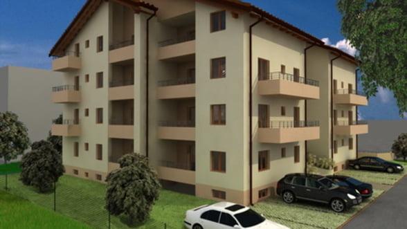 60.000 euro, pretul cerut de clienti pentru apartamentele noi