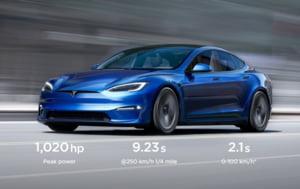 7 mașini electrice din 2022 care garantează cea mai bună autonomie. Care sunt caracteristile monştrilor de performanţă
