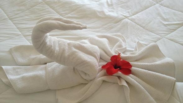 70% dintre turistii din Romania au preferat anul trecut cazarea in hoteluri