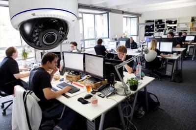 8 avantaje ale montarii unui sistem de supraveghere in sediul afacerii tale