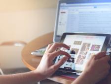 8 din 10 gospodarii din Romania au acces la internet. Procent in crestere fata de anul trecut