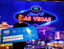 888.888 de dolari pot ajune la un roman - noi sanse in campania Road to Vegas