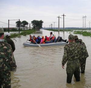 900 mil. lei pentru lucrari de aparare impotriva inundatiilor