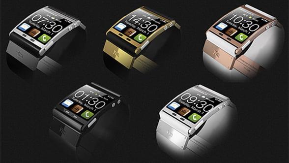 A aparut primul SmartWatch - smartphone la incheietura mainii