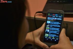A aparut primul smartphone pentru copii, care poate fi controlat de la distanta de parinti