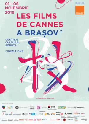A doua editie Les Films de Cannes à Brasov debuteaza pe 1 noiembrie 2018