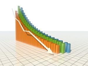 A doua rectificare prevede o contractie economica de 8,5% si un curs mediu de 4,2 lei/euro
