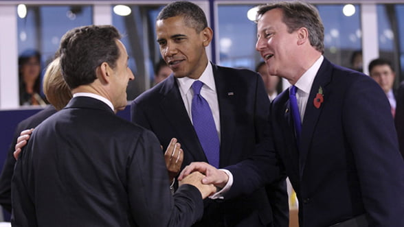 A doua zi G20: liderii cauta solutii pentru Europa