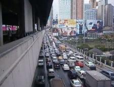 A fost desemnat orasul cu cel mai intens trafic rutier din lume