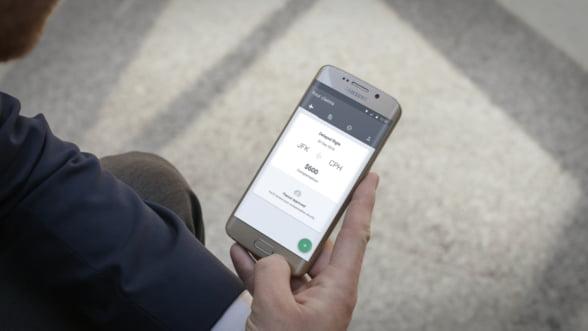A fost lansata aplicatia prin care poti obtine bani de la companiile aeriene, daca ai avut probleme cu zborul