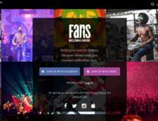 A fost lansata o noua retea de social media pentru pasionatii de muzica