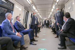 A fost semnat contractul pentru achizitionarea celor 30 de trenuri destinate metroului din Drumul Taberei. Primele 13 garnituri costa peste 100 de milioane de euro