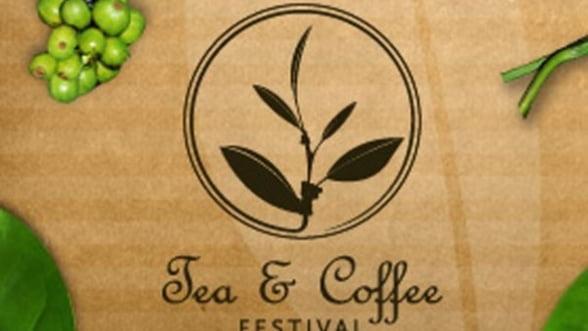 A inceput Festivalul Ceaiului si al Cafelei in Bucuresti