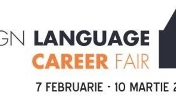 A inceput prima editie a targului virtual de cariera pentru vorbitorii de limbi straine