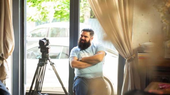 A investit 350.000 de euro in modernizarea gastronomiei romanesti si nu se opreste aici #Interviu