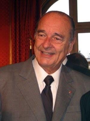 A murit fostul presedinte francez Jacques Chirac