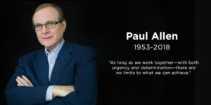 A murit miliardarul Paul Allen, cofondatorul Microsoft. Bill Gates: Computerul personal nu ar fi existat fara el