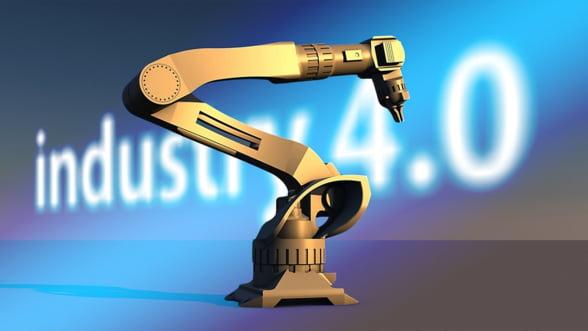 A patra revolutie economica industriala a inceput. Este pregatita Romania pentru Industry 4.0?