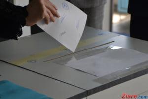 A scazut numarul alegatorilor din Romania
