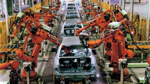 ACAROM: Afacerile din industria auto ar putea atinge 12,5 mld. euro in 2012