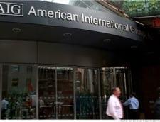 AIG a renuntat sa mai dea in judecata guvernul american pentru salvarea de la faliment