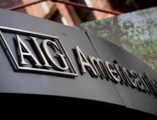 AIG anunta un profit urias pentru cel de-al patrulea trimestru