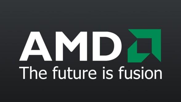 AMD concediaza 10% din oameni
