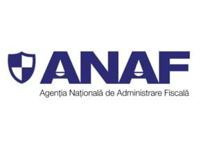 ANAF exclude de pe lista datornicilor persoanele care au de primit bani de la buget