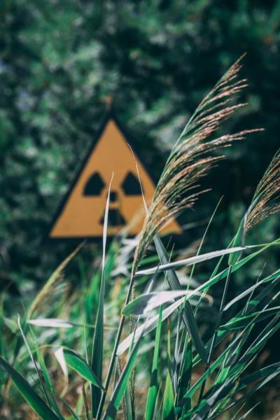 ANM: Norul de fum de la Cernobil se va deplasa spre Rusia, in urmatoarele zile