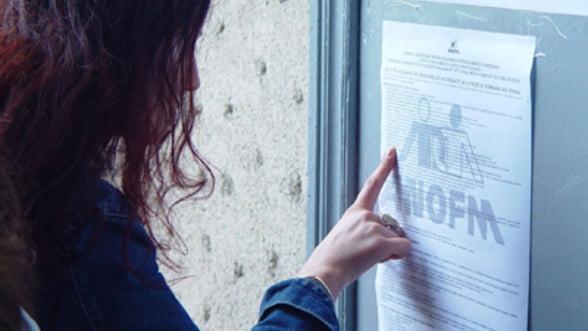 ANOFM: Rata somajului a scazut in aprilie la 5,29%